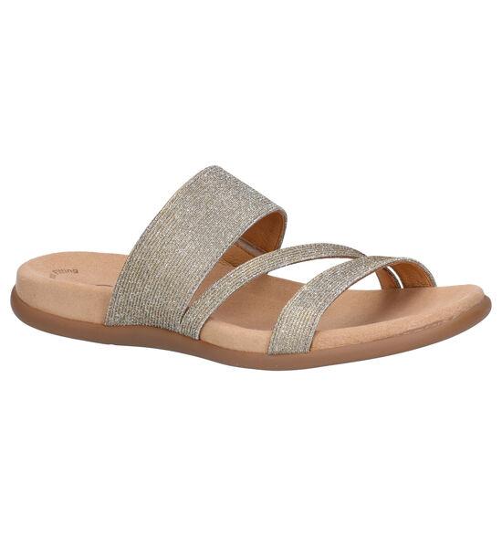 Gabor Best Fitting Nu-pieds en Or
