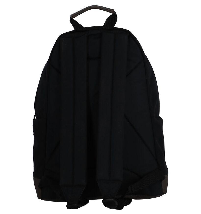 Eastpak Wyoming Sacs à dos en Noir en cuir (253645)