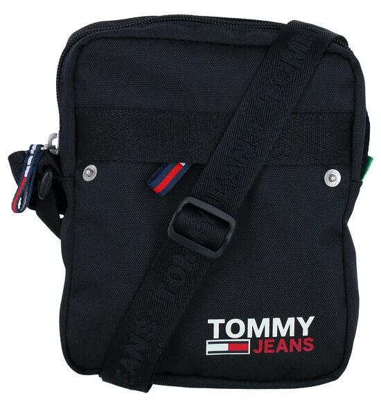 Tommy Hilfiger Campus Sac porté croisé en Noir