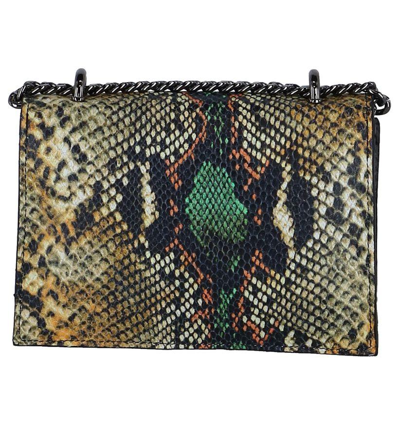 Dolce C. Sacs porté croisé en Multicolore en cuir (255562)