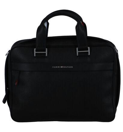 Tommy Hilfiger Business Zwarte Laptoptas in kunstleer (252351)