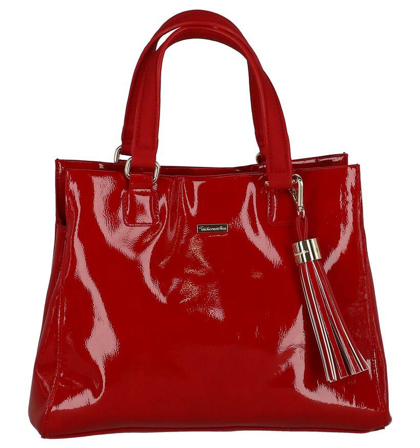 Tamaris Sacs à main en Rouge en cuir verni (239914)