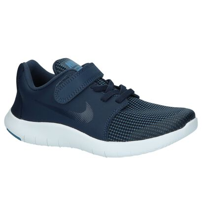 Runner Sneakers Donkerblauw Nike Flex Contact, Blauw, pdp