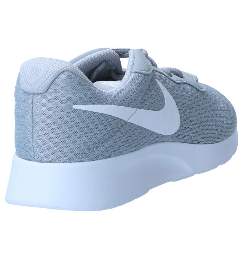 Nike Tanjun Baskets en Noir en textile (274953)