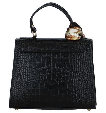 Piumelli Sacs à main en Noir en cuir (261050)