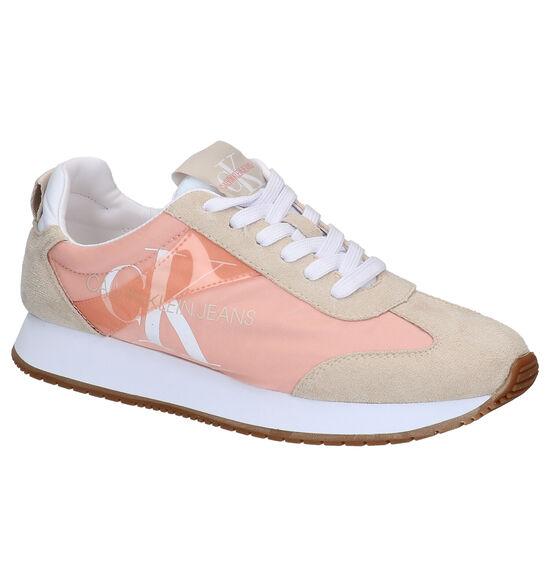 Calvin Klein Josepha Roze Sneakers
