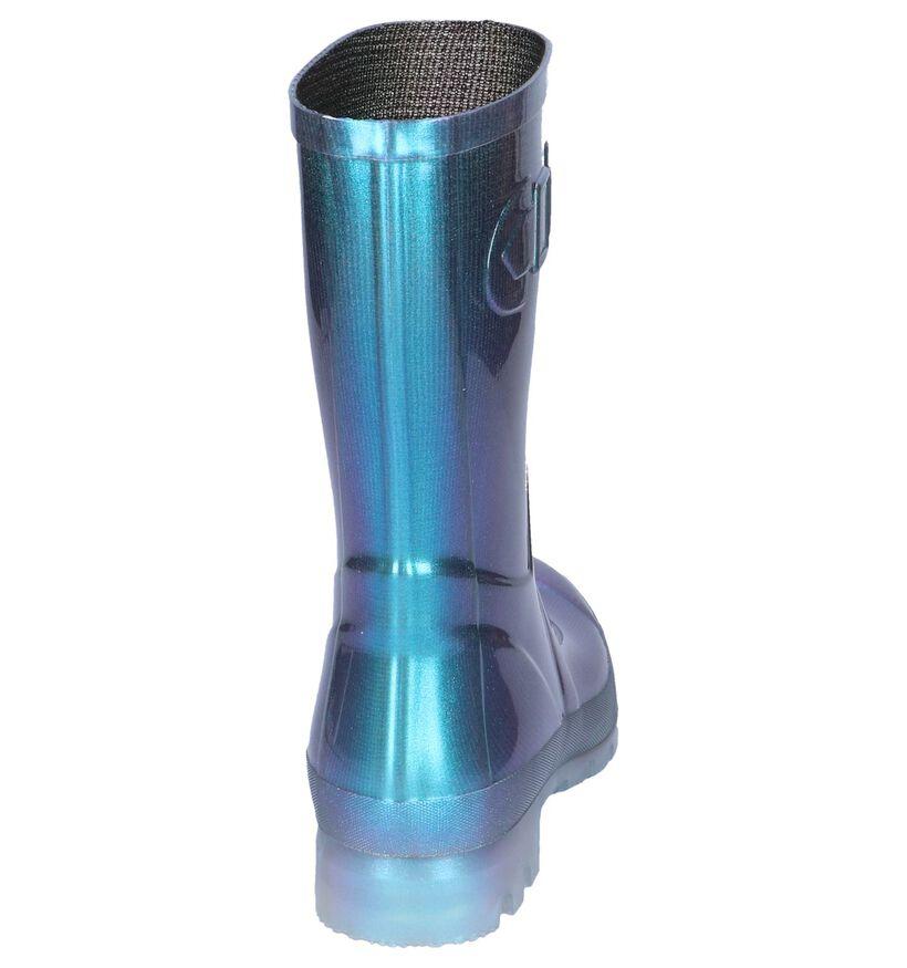 Dazzle Bottes de pluie en Nacre en synthétique (252711)