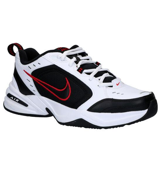 Nike Air Monarch IV Witte Sneakers