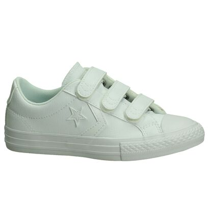 Witte Converse Cons Star Player Sneakers, Wit, pdp