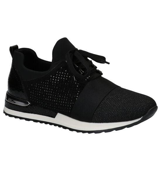 Remonte Chaussures slip-on en Noir