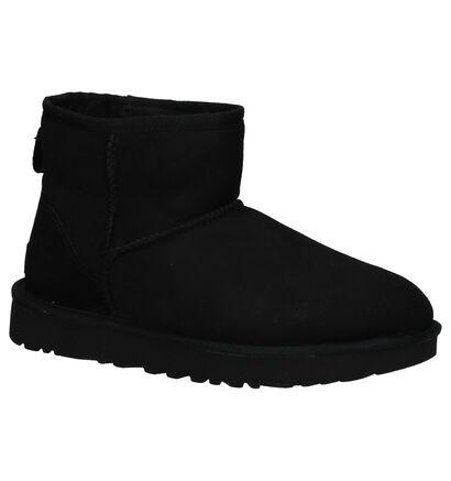 Paarse Boots UGG Classic Mini II, Zwart, pdp