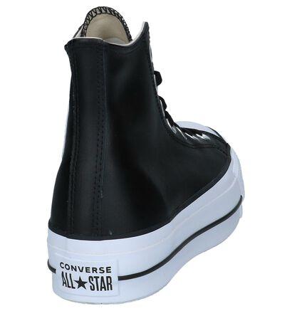 7ee86f851d4 Converse Chuck Taylor All Star Lift Clean Zwarte Sneakers   TORFS.BE ...