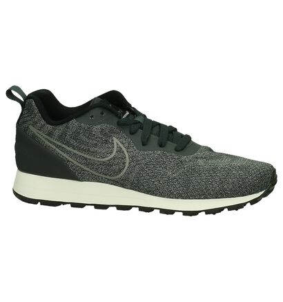 Nike Mid Runner 2 Grijze Runners in stof (200133)