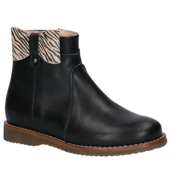 Beberlis Zwarte Hoge Schoenen