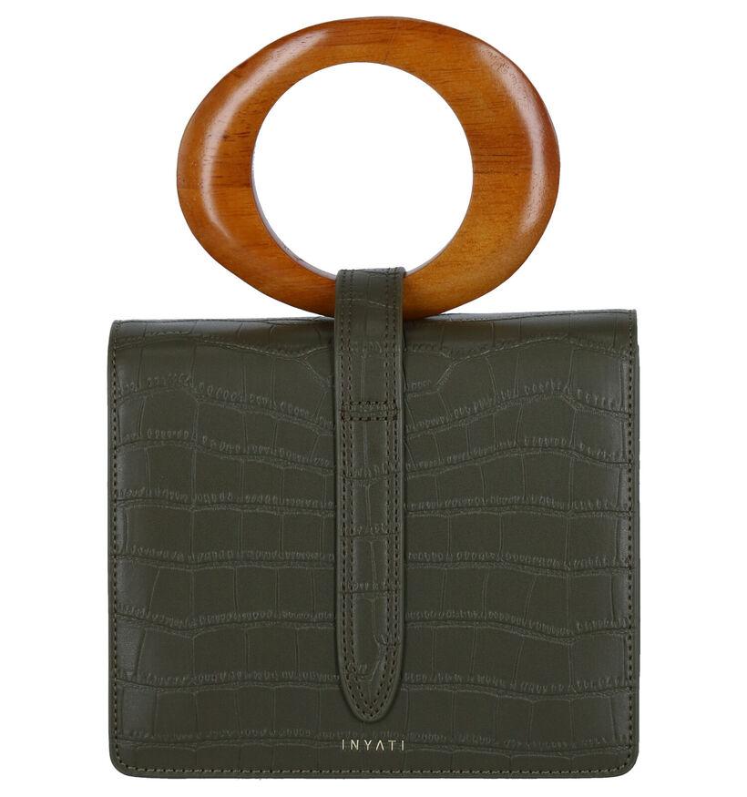 Inyati Abbey Sac à Main en Noir en simili cuir (275458)