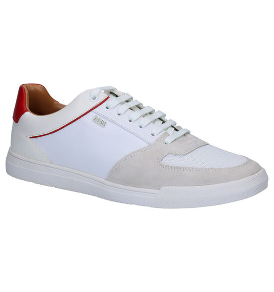 Hugo Boss Chaussures basses en Blanc
