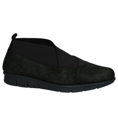 The Flexx Alesy Casual Instappers Brons in leer (223912)