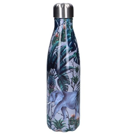 Chilly's Tropical Elephant Multicolor Drinkbus 500 ml (253154)