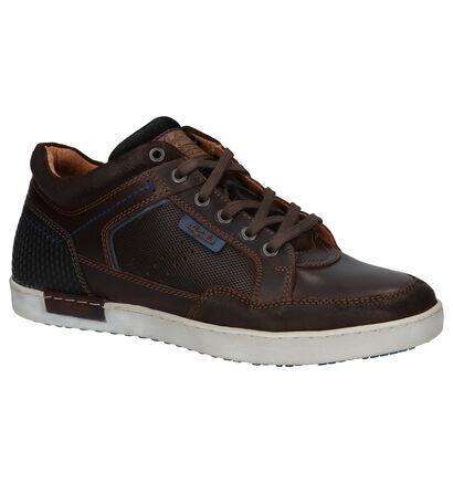 Australian Antrim Chaussures à lacets en Marron en cuir (256198)