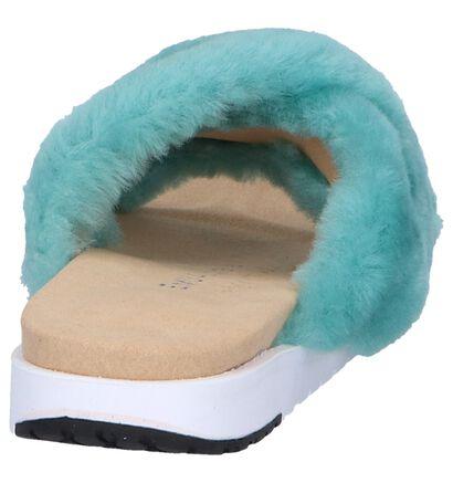 Grijze Slippers EMU Mareeba in wol (245682)