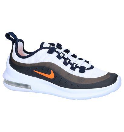 Zwarte Sneakers Nike Air Max Axis in kunstleer (249830)