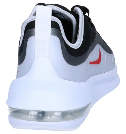 Lichtgrijze Sneakers Nike Air Max Axis in stof (249765)