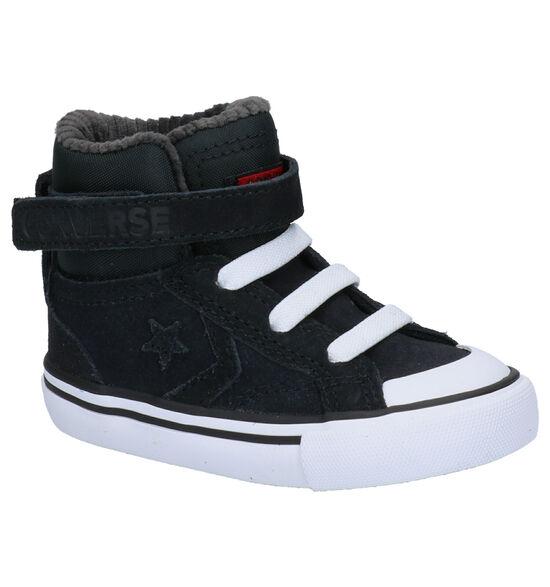 Converse Pro Blaze Zwarte Sneakers