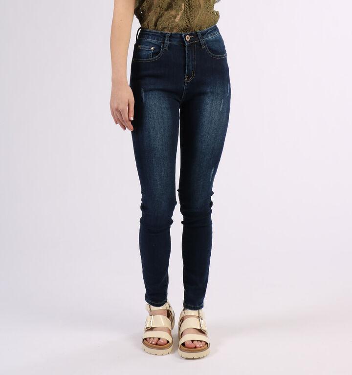 Estee Brown Skinny fit Jeans en Bleu