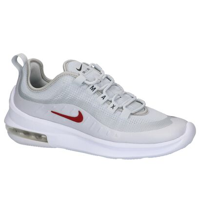 Nike Air Max Axis Zwarte Sneakers in stof (234090)