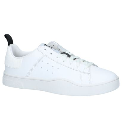 Witte Sneakers Diesel, Wit, pdp