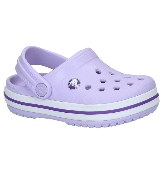 Crocs Crocband Nu-pieds en Lila