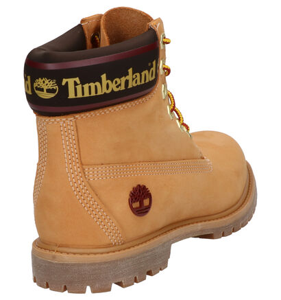 Timberland 6 Inch Premium Bottines en Naturelle en nubuck (255299)