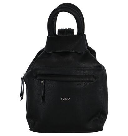 Gabor Mina Sac à dos en Noir en simili cuir (257545)
