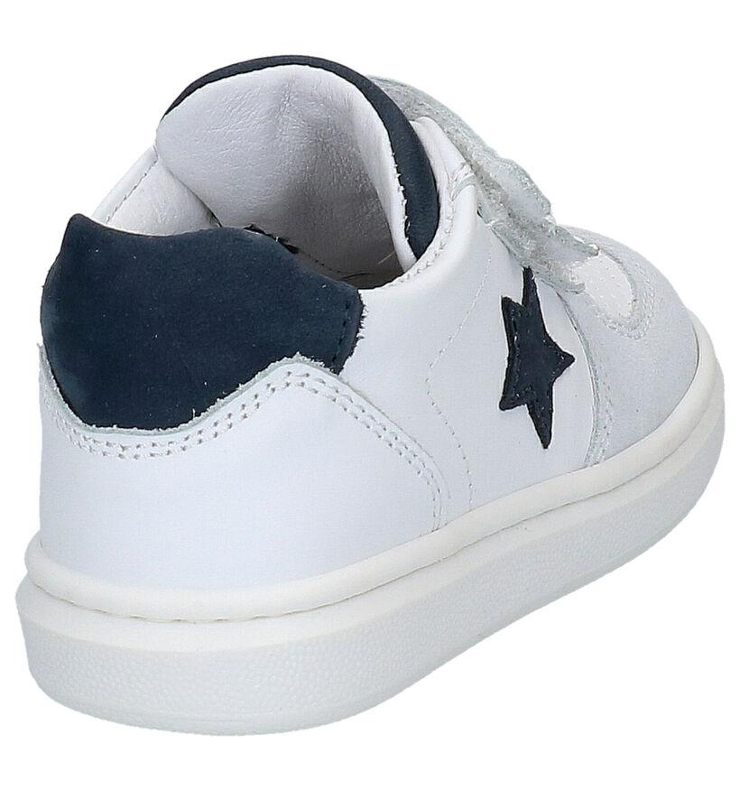 Bumba Chaussures pour bébé  en Blanc en cuir (272497)