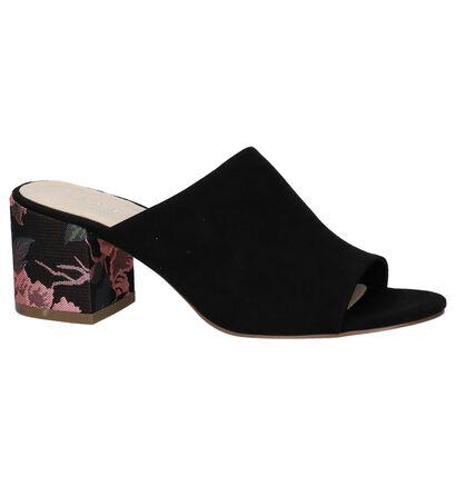 Youh! Nu-pieds à talons  (Noir), Noir, pdp