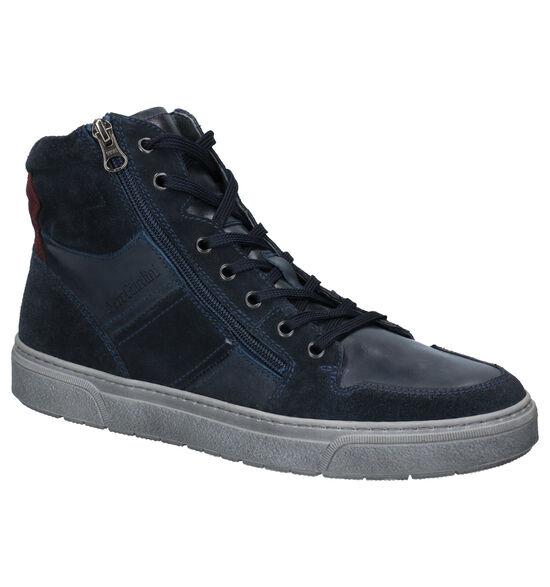 NeroGiardini Chaussures hautes en Bleu foncé