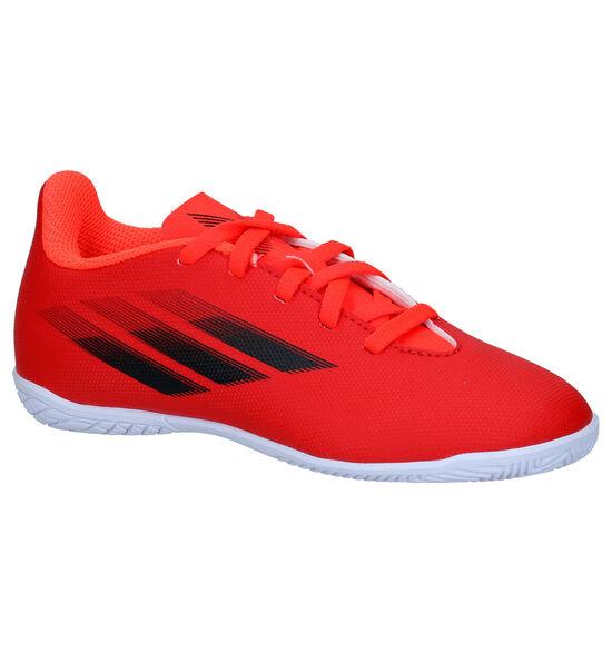 adidas X Speedflow Messi Chaussures de foot en Rouge