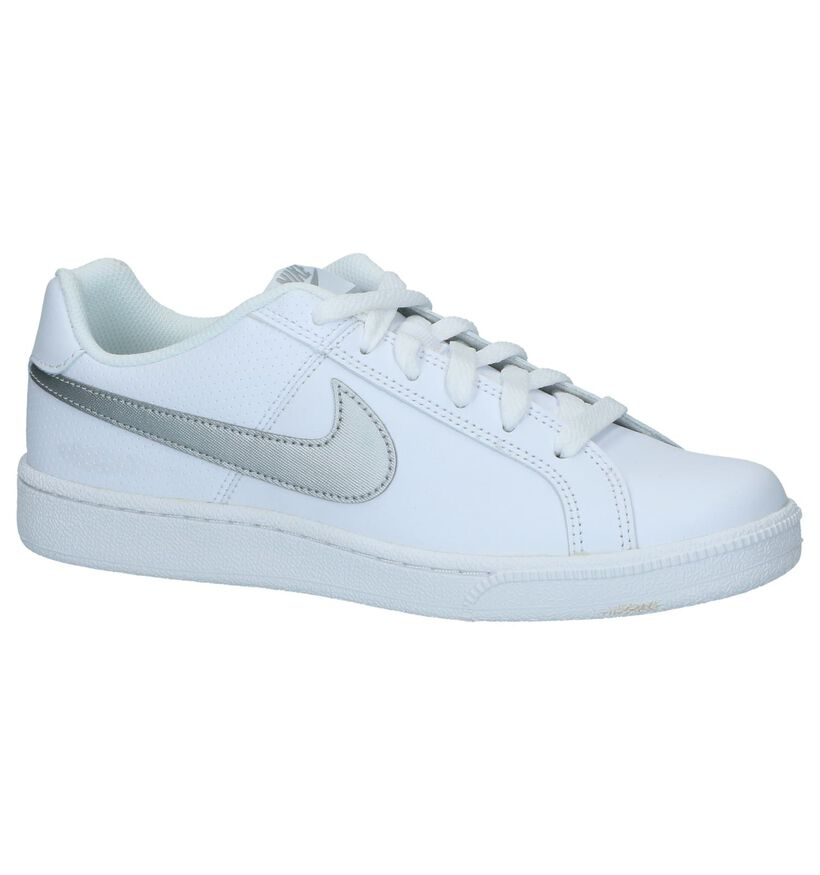 Nike Court Royale Sneakers Roze in stof (218133)