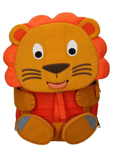 Affenzahn Lion Sac à dos en Jaune