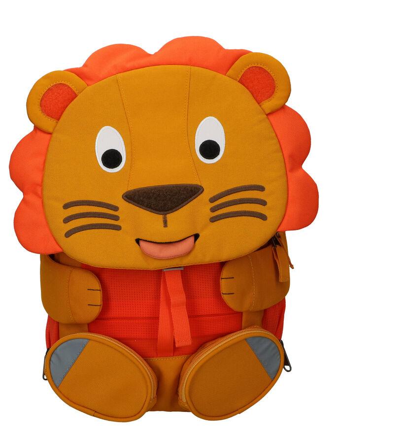 Affenzahn Lion Gele Kinderrugzak in stof (285761)