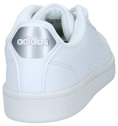 Witte Sneakers adidas Advantage, Wit, pdp