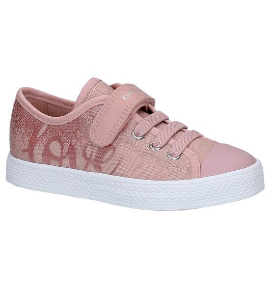 Geox Ciak Chaussures en Rose