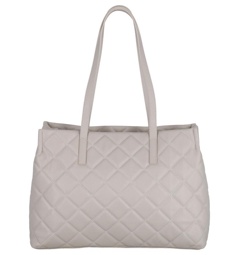 Valentino Handbags Ocarina Cabas en Beige en simili cuir (275820)