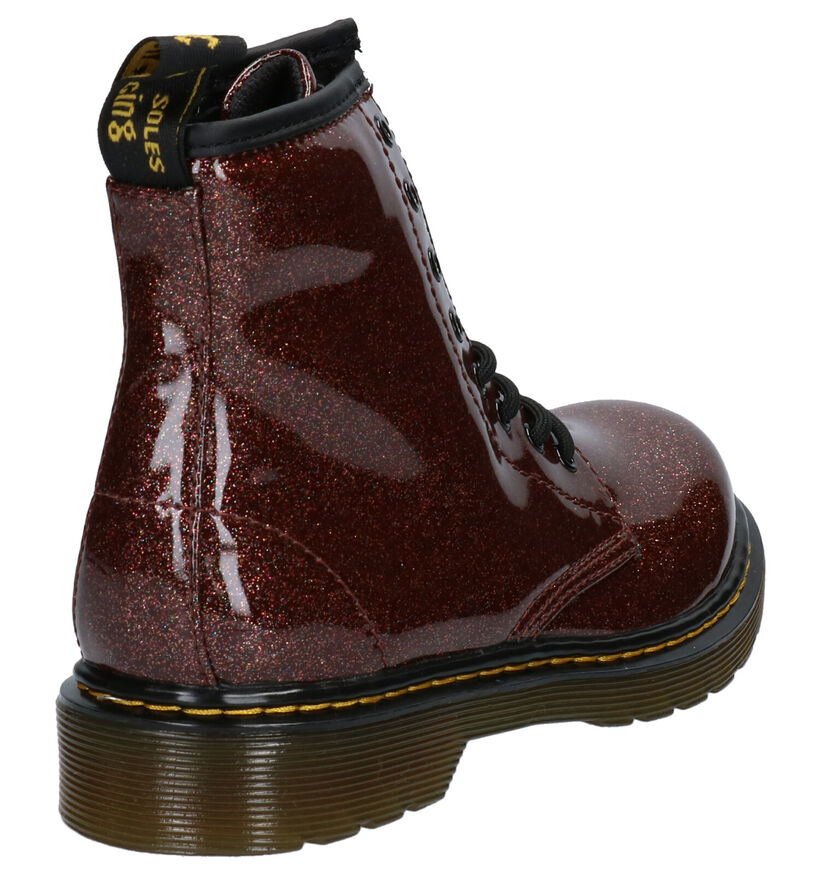 Dr. Martens 1460 Glitter Bronzen Boots in kunststof (253335)