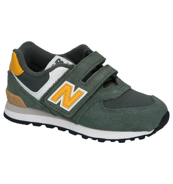 New Balance PV574 Kaki Sneakers
