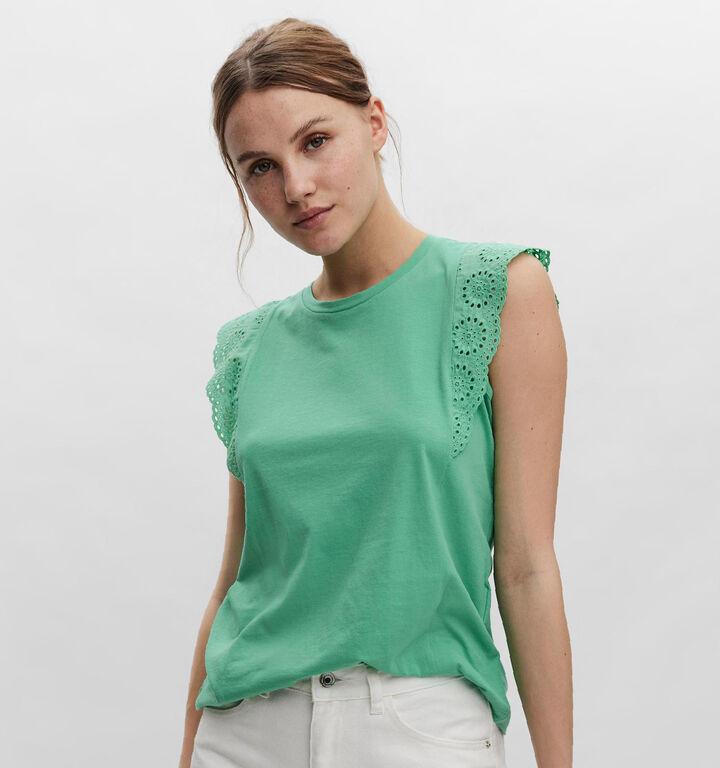 Vero Moda Hollyn Débardeur en Vert