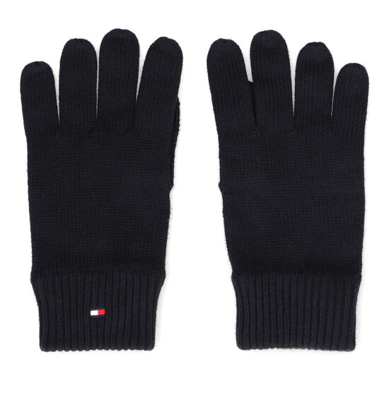 Tommy Hilfiger Zwarte Handschoenen