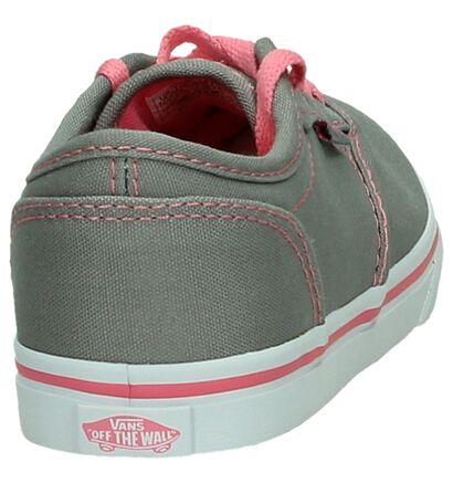 Vans Atwood Skate sneakers en Gris en textile (171908)