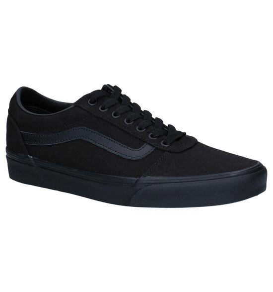 Vans Ward Baskets Skate en Noir
