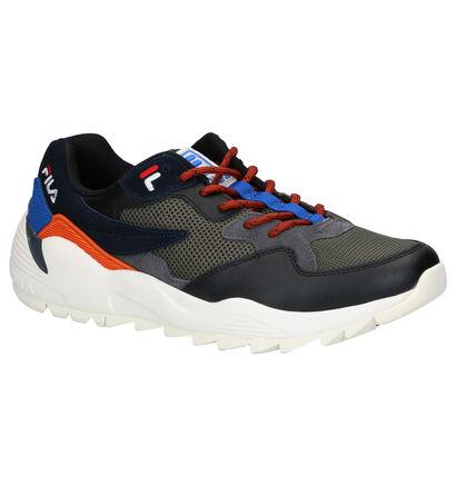 Fila Vault CMR Jogger Grijze Sneakers in daim (253514)